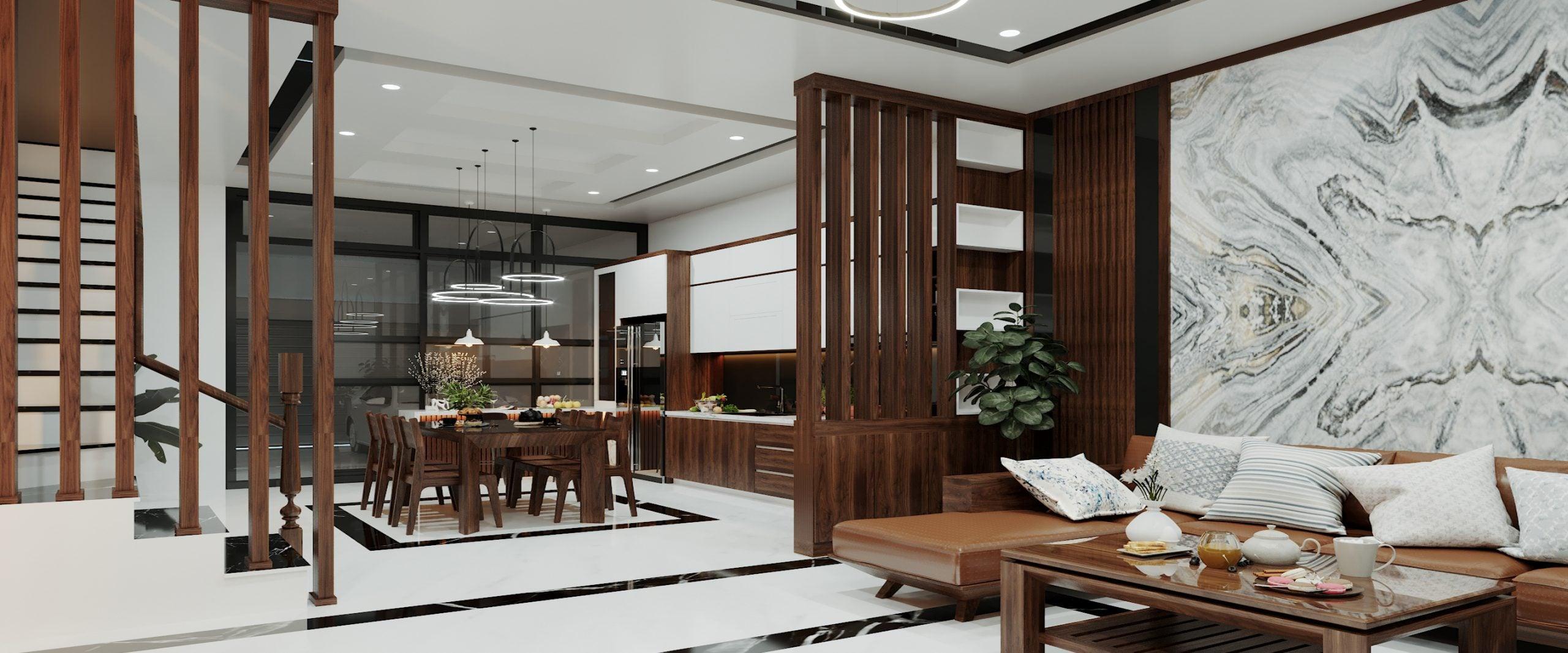 Thiết kế và thi công nội thất 1
