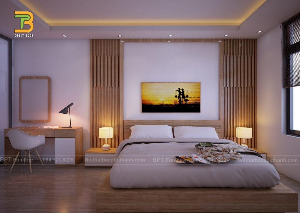 Giường cho phòng ngủ
