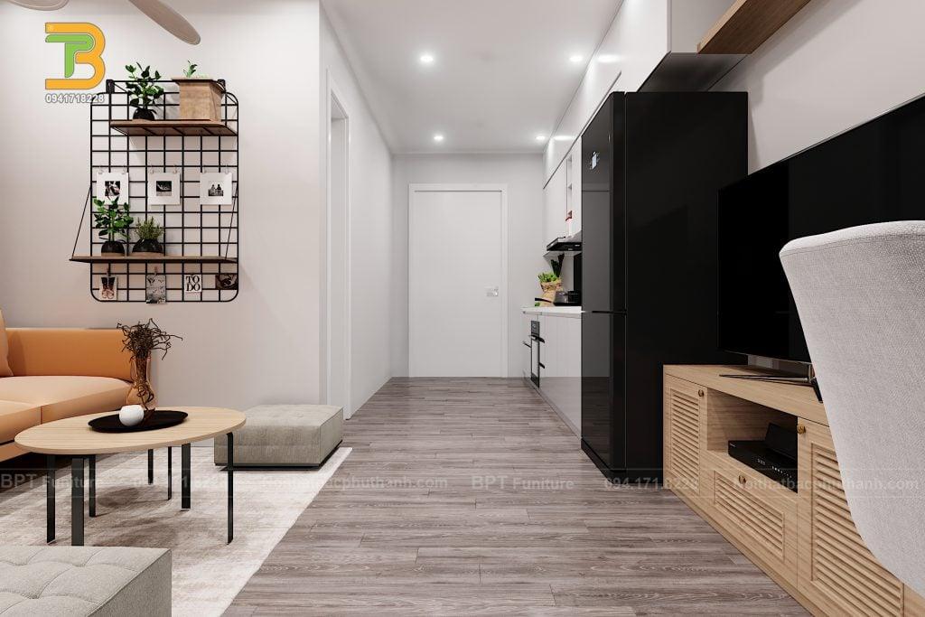 Kiếm tìm phong cách thiết kế nội thất chung cư phù hợp