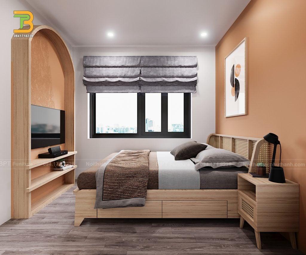 Lưu ý khi lựa chọn nội thất gỗ phòng ngủ