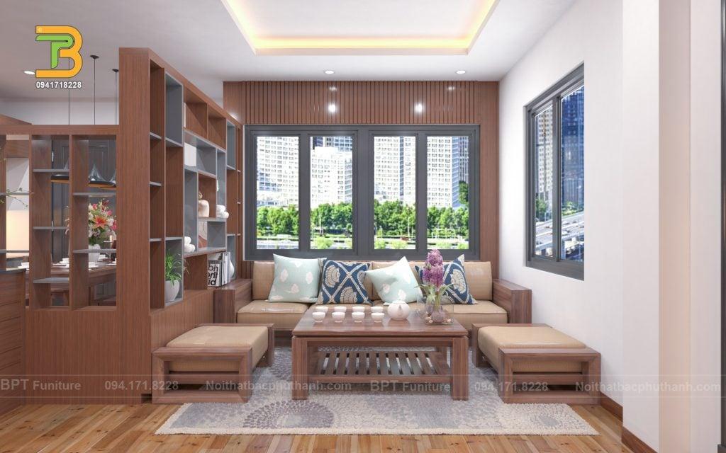 lưu ý khi lựa chọn nội thất gỗ cho không gian sống